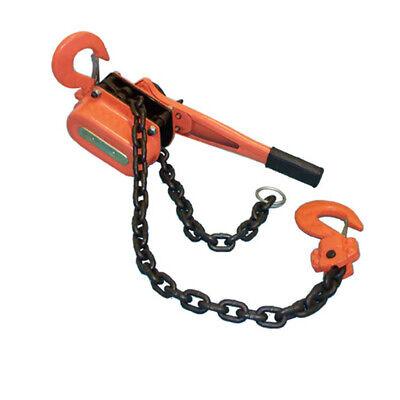 3 Ton Lever Block Ratchet Chain Hoist Lift Come Along 6000 Lb Cap.