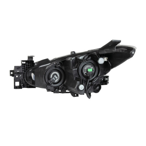 Headlight Assembly Fits 2014-2016 Mazda 3 TYC