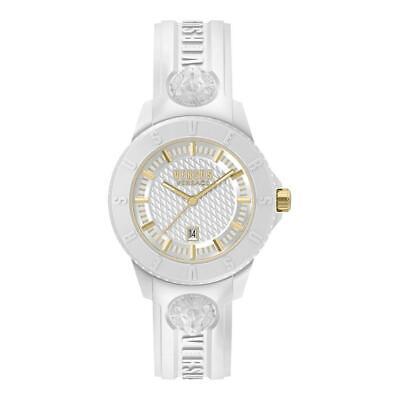 Versus Versace Watch Tokyo White PVD VSPOY3119