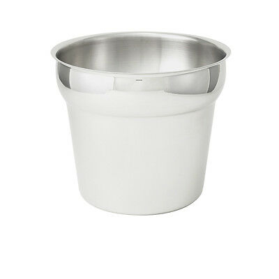 Winco Ins-7.0m 7-quart Stainless Steel Inset