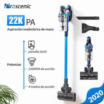 Proscenic P10 Aspiradora sin Cable mano Para pelo animal Escoba eléctrica 150AW