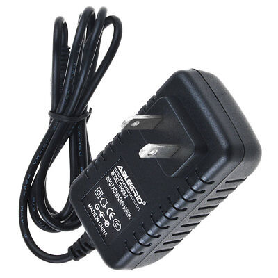 AC Power Supply Adapter Charger for HCT HPD-700C Portable DVD Player Mains PSU