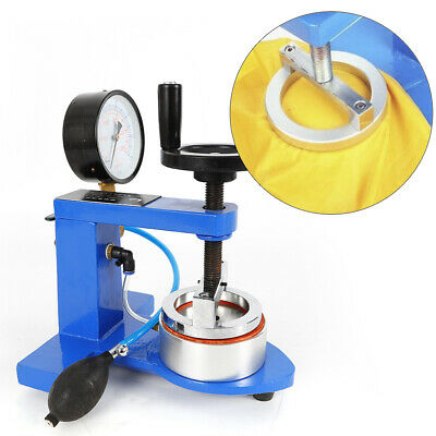 Tent Waterproof Testing Machine Textile Fabric Hydrostatic Pressure Tester