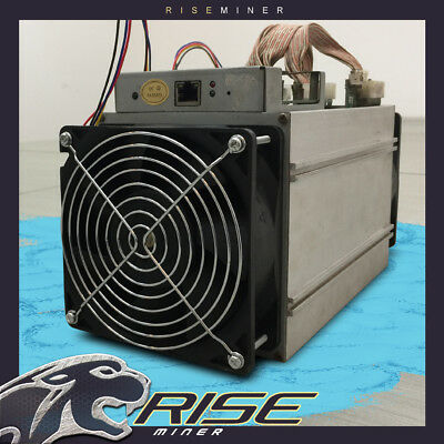 USED Bitmain Antminer S7 Bitcoin ASIC Miner 4.73THS Working GOOD Not S9 No PSU