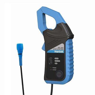 New 650a Hantek Lab Digital Oscilloscope Multimeter Ac Dc Current Clamp Up 20khz
