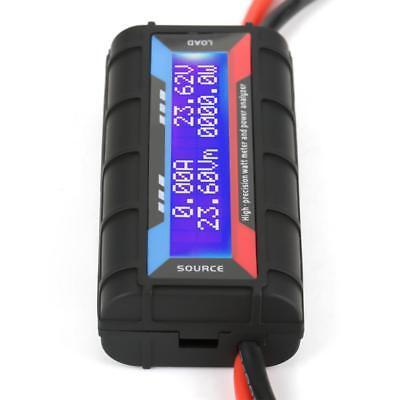 150a Current Power Meter High Precision Watt Meter Power Volt Amp Dc Analyzer D9