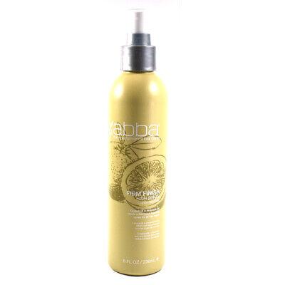 ABBA Firm Finish Hair Spray, Non Aerosol 8 Fl Oz