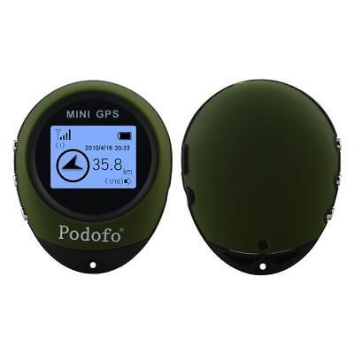 Intelligent electronic compass handheld Mini GPS Tracker G0077 Tracking - Mini Handheld Gps