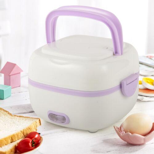 200w 1l electric lunch box steamer pot