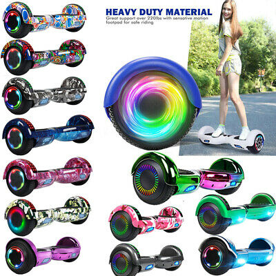 6.5/8.5 Hummer Bluetooth Hoverboard LED Hoover Board Swagtro