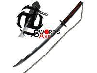 Absolute Duo Japanese Anime Sword Julie Sigtuna Carbon Steel Cosplay Replica