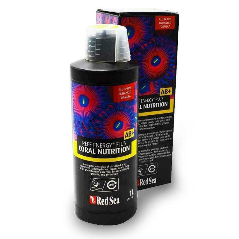 Reef Energy AB+ Plus Coral Nutrition (1000 ml) - Red Sea