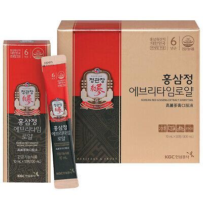 [Express] KGC CheongKwanJang Korean Red Ginseng Extract Everytime Royal 30