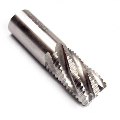 Hanita 620732009 Cobalt Roughing End Mill 1-14 X 1-14 X 2 X 4-12