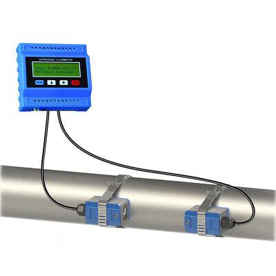 Ultrasonic Water Flowmeter Tuf-2000m Dn50-700mm Tm-1 Module Digital Flow Meter