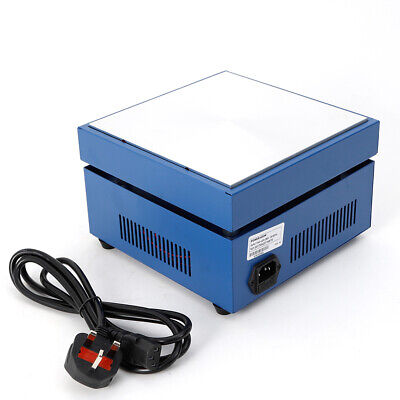 New Preheating Station Electronic Hot Plate Welding Soldering Preheat 850w 110v