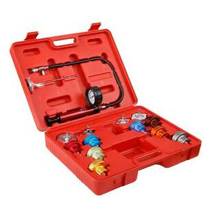 Free Delivery: Giantz Universal Radiator Pressure Tester Kit Moorebank Liverpool Area Preview