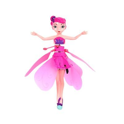 Toys for Girls 5 6 7 8 9 10 11 12 Years Old Flying Fairy Doll Birthday Xmas Gift - Games For 10 Year Old
