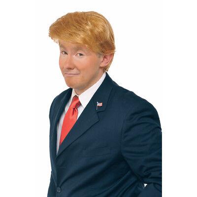 Adult Billionaire Donald Trump Costume Wig - Billionaire Costume