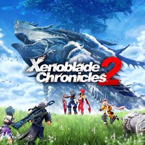 Xenoblade Chronicles 2 for Switch