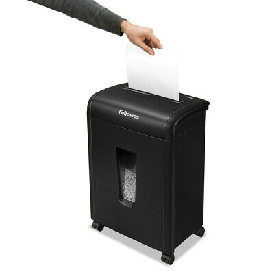 Fellowes Powershred 62mc Micro-cut Shredder 10 Sheet Capacity 4685101 New