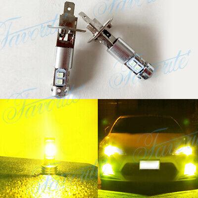 New Super Bright H1 LED Headlights Bulbs Kit/Fog Lights Factory 35W 3000K