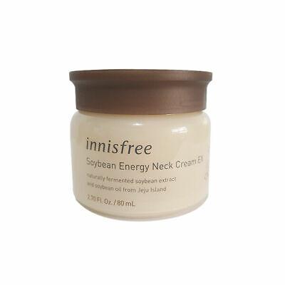 Innisfree Soybean Energy Neck Cream EX 80ml