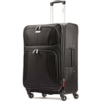 Samsonite Aspire XLite 19-Inch Spinner Upright Luggage (Black) 74576-1041