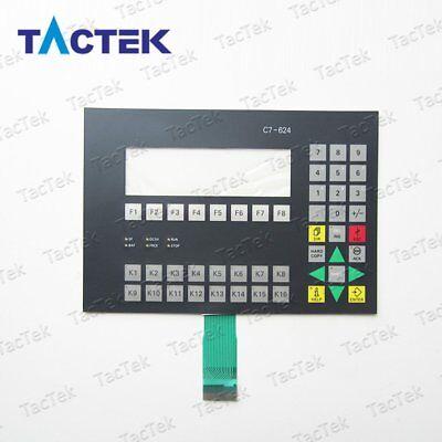 Membrane Keypad Switch Keyboard For 6es7624-1de01-0ae3 C7-624