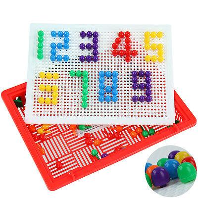 Stecktafel Steckspielzeug Steckboard Steckspiel Board Tafel Kinderspielzeug