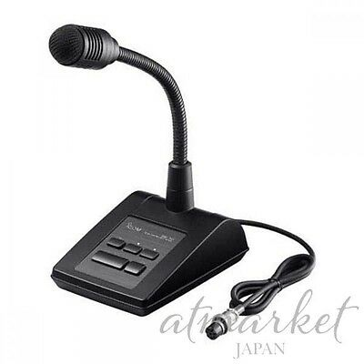 ICOM SM-50 Desktop Stand Microphone Fast Free Shipping With Tracking Japan New