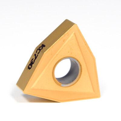 Kennametal Carbide Turning Insert Wnmg431 Kc730 1158200 5 Pcs