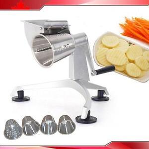 Vegetable Cutter Chopper Food Processor Shredder Machine 120312