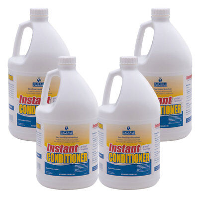 Natural Chemistry Instant Swimming Pool Water Conditioner - 4 x 1 Gallon