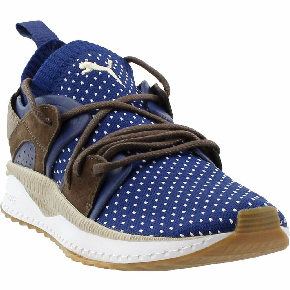 Puma Tsugi Blaze Evoknit Dot  Casual Running Neutral Shoes - Blue - Mens