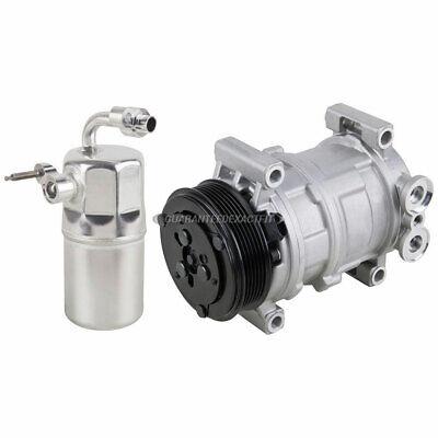 For Chevy Silverado 2500 1500 GMC Sierra 3500 AC Compressor w/ A/C Drier CSW