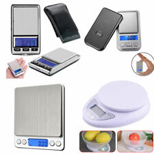 500g x 0.01g 0.1g Digital Pocket Gram Scale Jewelry Weight Electronic Scale