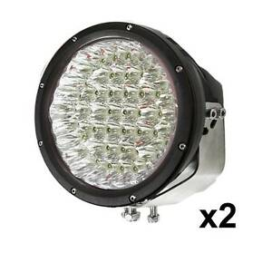 Brand New: 2X 9inch 315w CREE LED Driving Light Spot Beam Baulkham Hills The Hills District Preview