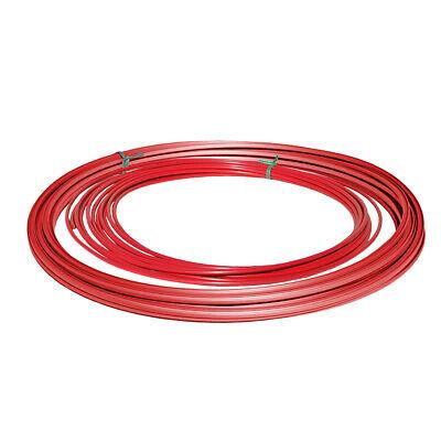 Wheel Bands Red Insert in Red Track Pinstripe Rim Edge Trim