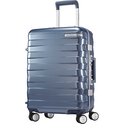 Samsonite Framelock Hardside Carry On Luggage with Spinner Wheels, 20 Inch, Ice