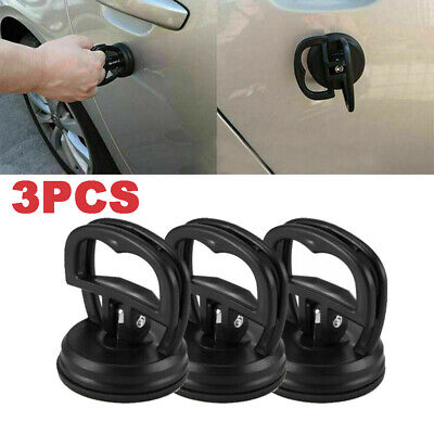3PCS Dent Puller Auto Car Body Ding Remover Repair Sucker Panel Suction Cup Tool