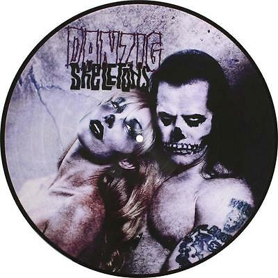 DANZIG Skeletons Picture Disc Vinyl  Limited production run of 1030