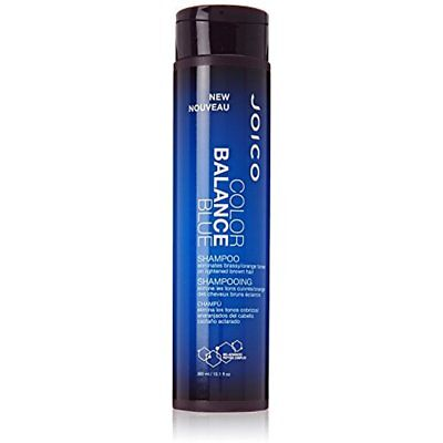 Joico Color Balance Blue Shampoo Hair Coloring Repair Protect Frizz-Fighter