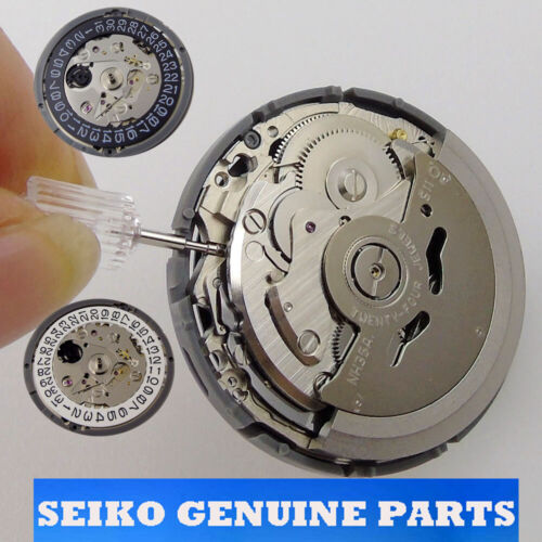 Japan NH35A NH36A Mechanical Automatic Accuracy Watch Movement Date Day Window