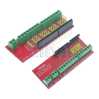 New Screw Shield Expansion Board Arduino Compatible
