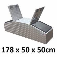 Aluminium Toolbox Gullwing Cross Deck Ute Truck Tool box 1755 Prestons Liverpool Area Preview