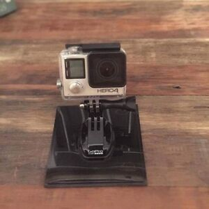 GoPro Hero 4 Silver (with accessories) Mount Gravatt Brisbane South East Preview
