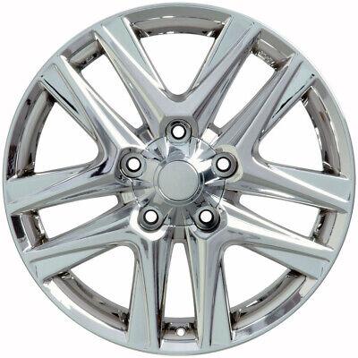 Wheel 2008-2018 Lexus LX570 20 Inch Aluminum Rim 5 Lug 150mm Chrome