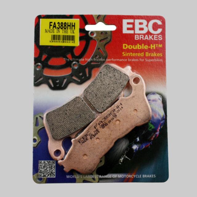 EBC HH Sintered Front Brake Pads Honda XL1000 Varadero ABS 2004 FA388HH