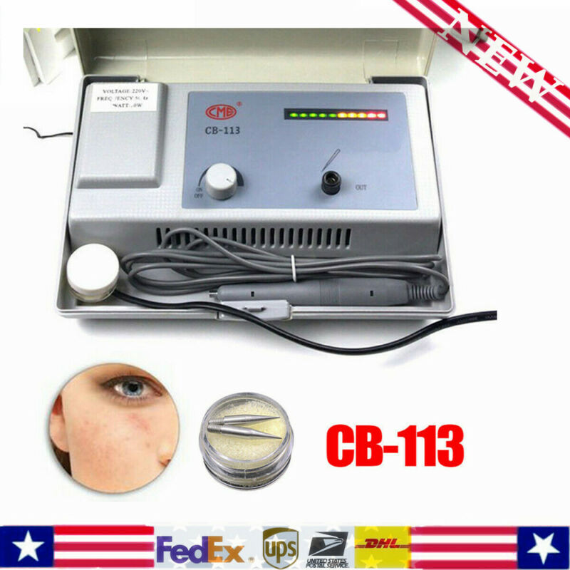 Portable Home Spa Tag Spot Mole Wart Tattoo Remover Removal Machine Effective